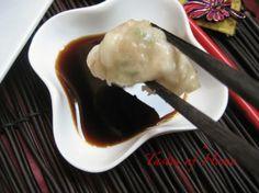 Shanghai Pork and Shrimp 'Crystal' Dumplings Recipe 上海水晶餃