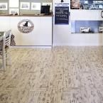Hampton Bay Maui Whitewashed Oak 8 mm Thick x 11-1/2 in. Wide x 46-1/2in. Length Click Lock Laminate Flooring (22.28 sq. ft. / case) 898923 at The Home Depot - Mobile