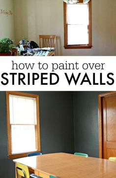 How to clean anything on pinterest how to remove for Different ways to paint walls