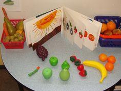 tweede kleuterklas thema gezonde voeding - Google zoeken