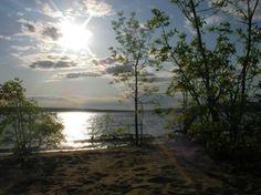 Deep River, Ontario highlands