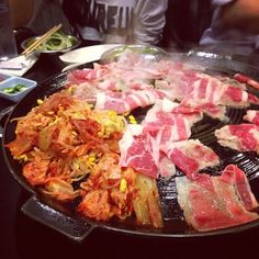 "Hungry after partying late ""Gangnam Style?"" Sarah G. says the wait at 1 am was worth it in today's ROTD! http://www.yelp.com/biz/honey-pig-gooldaegee-korean-bbq-ellicott-city?hrid=W4uu7ohYyJOHX5kY5CqKHQ"