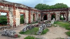 Old Aguadilla Lighthouse Ruins ~ Aguadilla, Puerto Rico