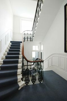 1000 Images About Traditional Wooden Stairs On Pinterest