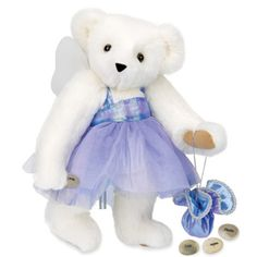 Good Luck Wishes Fairy Bear from Vermont Teddy Bear- $79.99