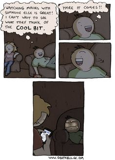 Watching Movies With Someone