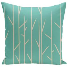 Mercury Row Woven Polyester Throw Pillow | AllModern.com $47