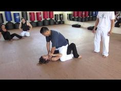 ▶ Women's Self Defense - Choking Defense |  These are practical moves for escaping a choke. They do work when executed properly.