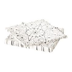Decora tu mesa con servilletas y servilleteros de IKEA - IKEA