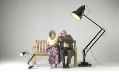 Giant Anglepoise Lamp - WANT IT!