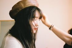 Funky Hats, Pretty Babe, Japan Fashion, Pure Beauty, Girl Crushes, Style Icons, Asian Girl, Portrait Photography, Celebs