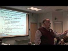 2015 RLA Seminar Part I-B: History of Instructional Practices