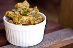 Clean Eating Chicken Korma