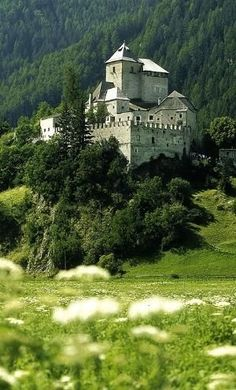 Reifenstein Castle, Freienfeld, South Tyrol, Italy by Eva0707
