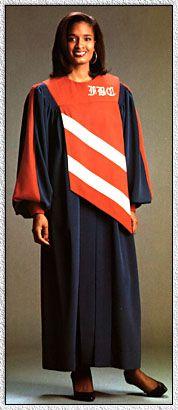 Monaco Choir Robe