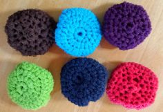 Looking for quality crocheted scrubbies?  Find them here:  https://www.etsy.com/listing/204466442/scrubbies-set-of-3?ref=shop_home_active_15