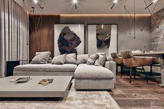 Enhance Your Senses With Luxury Home Decor Luxury Homes Interior, Luxury Home Decor, Interior Exterior, Home Interior Design, Living Room Modern, Living Room Interior, Living Room Designs, Living Room Decor, Living Room Remodel
