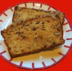One Perfect Bite: Seasonally Simple - Pecan and Fresh Apple Quick Bread