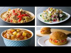 Chicken Healthy Recipes To Lose Healthy Chicken Recipes For Weight Loss. Healthy Chicken Wraps Recipe Home Made Low Carb Food . Low Carb Fast Food Meals For Weight Loss Eat This Not That. Easy High Protein Meals, Healthy Low Calorie Meals, Healthy Pasta Recipes, Healthy Pastas, Easy Salad Recipes, Easy Salads, Healthy Meal Prep, Healthy Weight, Healthy Food