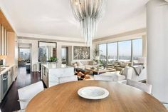 As one of the highest paid supermodels in the world Gisele Bündchen and her football star husband Tom Brady have some money to spend. So when their New York apartment was listed for a cool $18 million, we weren't as much surprised as we were intrigued.   Located in the prestigious One Madison Park address in Manhattan, New York, the four bedroom apartment boasts sweeping views of the city thanks to its corner-building status. Designed by architect Peter Marino, who is known for his work with…