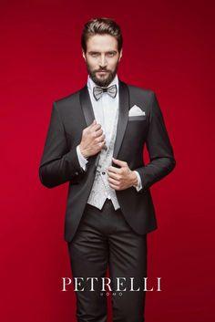 Petrelli Uomo Classic Pleasure new concept 2016 Testimonial Alex Belli