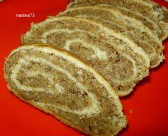 Retete culinare : Baigli unguresc (cozonacei cu nuca), Reteta postata de nadina73 in categoria Dulciuri