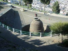 Olla de barro, Panecillo #Quito - #Ecuador (Ago 2011)