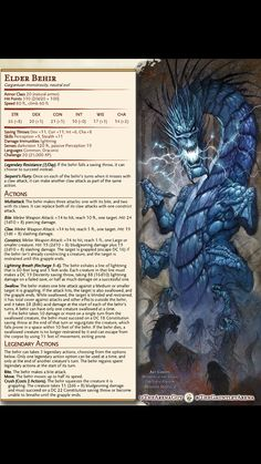 Dungeons And Dragons Rules, Dungeons And Dragons Classes, Dnd Dragons, Dungeons And Dragons Homebrew, Fantasy Armor, Fantasy Weapons, Fantasy Creatures, Mythical Creatures, Dnd Stats