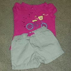 Lil girls circo short set sz3T Lil girls circo Circo Jackets & Coats