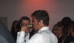 Benjamin Button deja la bebida porque se convertirá en menor de edad