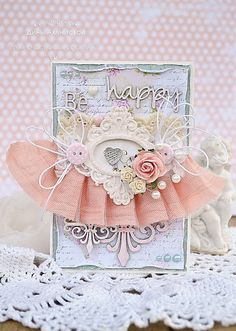Hi there Today I'm sharing the last of our creations from Birthday Month here at Imaginarium Designs. Birthday Month, Happy Birthday, Diy And Crafts, Paper Crafts, Shabby Chic Cards, Wedding Anniversary Cards, Special Day, Thank You Cards, Party Invitations