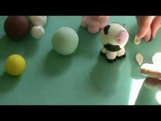 DIY♥Aprender a hacer hadas con Porcelana fría - 2 - YouTube