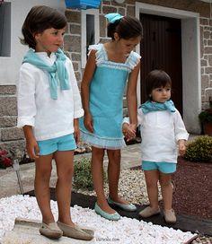 Gansetes-moda-infantil-en-turquesa-verano-2013.jpg (710×820)