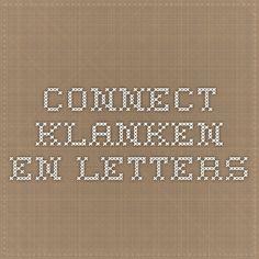 connect klanken en letters