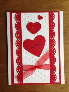 75 Handmade Valentine S Day Card Ideas For Him That Are Sweet