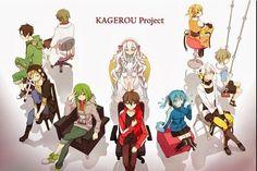 #Kagerou-P #MCA