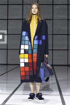 Anya Hindmarch Ready To Wear Fall Winter 2016 London