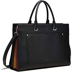 Looking for CLUCI Briefcase Women Leather Slim Inch Laptop Business Shoulder Bag Black ? Check out our picks for the CLUCI Briefcase Women Leather Slim Inch Laptop Business Shoulder Bag Black from the popular stores - all in one. Leather Laptop Bag, Leather Briefcase, Women's Briefcase, Kate Spade Briefcase, Leather Work Bag, Business Briefcase, Leather Bags, Best Work Bag, Briefcase Women