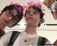 Glasses r cool on Finn