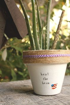 Heal the Bern by PlantPuns on Etsy