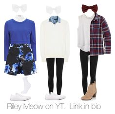 """""""SCHOOL OUTFIT INSPO 12"""" by riley-meow on Polyvore featuring Polo Ralph Lauren, Victoria Beckham, J.Crew, Converse, Patagonia, New Look, Lanvin, Zac Posen, Lavish Alice and Girls On Film"""