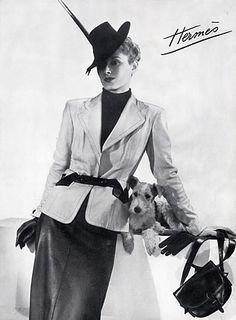 Hermès (Couture) 1938
