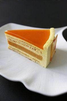 Gourmet Baking: Exotic Orange Cake