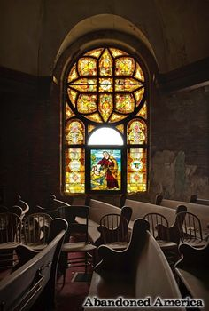 Advent Hill Baptist Church - fine art photographs by Matthew Christopher Murray of Abandoned America