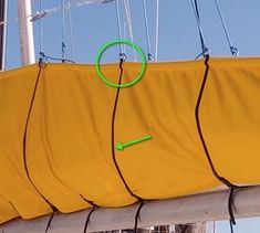 A sail pack is an excellent addition to your cruising boat and easy to make with Sailrite's instructions. However I suggest some changes.