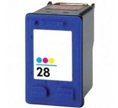 HP 28 TRICOLOR CARTUCHO DE TINTA REMANUFACTURADO C8728AE