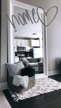 Stylish living room decorations for small rooms - # for . Stylish living room decorations for small rooms - # rooms The decoration of home . Simple Apartment Decor, First Apartment Decorating, Apartment Design, Apartment Bedroom Decor, Apartment Ideas College, Small Apartment Living, Bedroom Decor On A Budget, Apartment Livingroom Ideas, Cozy Apartment