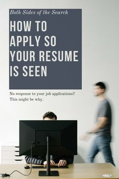 Advice from a recruiter: 6 hacks to passing a resume scan. #resume #jobapplication #jobsearch #employment Resume Writing Tips, Resume Tips, How To Apply, How To Get, How To Plan, Interview Nerves, Job Search Tips, Resume Format, Stress Management