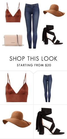 """""""lookin' good"""" by tayloregeorge22 ❤ liked on Polyvore featuring Fleur du Mal and Givenchy"""