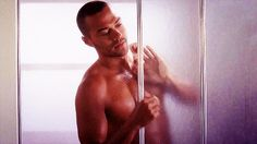 Jesse Williams in the shower? | Can You Make It Through This Post Without Your Ovaries Exploding?